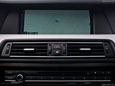 BMW M5 US-Version - Interior, 2013
