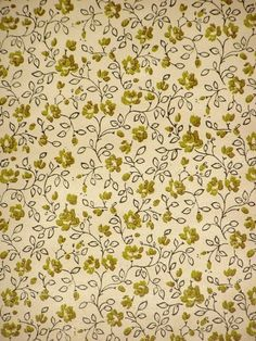 Small flower Pattern Wallpaper (vintagewallpapers)