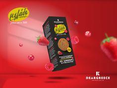 Σχεδιασμός συσκευασίας για τα νέα μπισκότα Μελάδι της @Deargreece Packaging design for the Meladi cookies by @Deargreece Cookies, Projects, Crack Crackers, Log Projects, Blue Prints, Biscuits, Cookie Recipes, Cookie, Biscuit