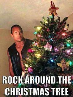 Dwayne Johnson The Rock Haha