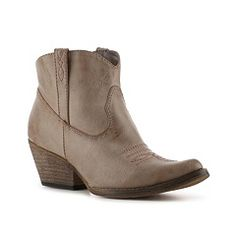 Volatile Wild West Western Bootie. Just got these! Love them! Super comfy and stylish ;)