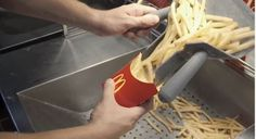They're world-famous, but what are they made of? McDonald's says it gets asked a lot of questions about its fries, including: Do they use real potatoes? Are they mashed and formed in a mold? So, so...