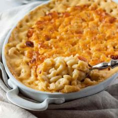Perfect Southern Baked Macaroni and Cheese via added a little dijon mustard and used gf pasta Good Macaroni And Cheese Recipe, Best Macaroni And Cheese, Macaroni Recipes, Mac Cheese, Cheddar Cheese, Casserole Recipes, Cheese Fruit, Cheese Food, Slow Cooker