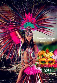 #Carnaval #Mazatenango #2016