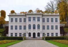 Marienlyst Slot ,tidligere lystslot i Helsingør