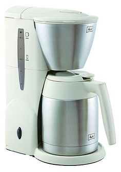 Melitta aromasurmo stainless white * See this great product. (This is an affiliate link) Coffee Machine Best, Espresso Coffee Machine, Best Coffee, Drip Coffee Maker, Cheap Coffee Machines, Coffee Vending Machines, Home Coffee Machines, Coffee Creamer, Coffee Mugs