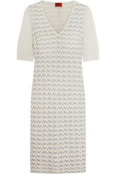 MISSONI - Crochet-Knit Dress