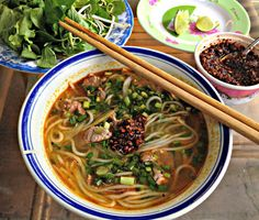 The central Vietnamese city of Hue, once the capital of Vietnam and still known as the Imperial City, has adistinctive cuisinefull of diminutive rolls, savory pancakes, dumplings, skewers and other