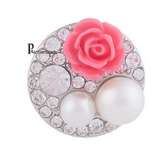10pcs/lot Hot Sale Trendy 20mm Snaps Button Charms Metal Snaps For Bracelet OEM ODM Styles Button Ginger Snaps Jewelry KB8088*10