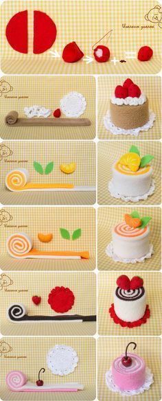 Try to make them with washcloth as little gifts More