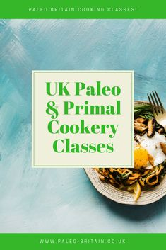 paleo cooking class
