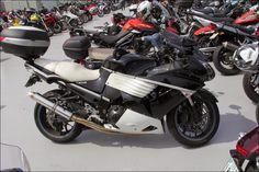 ROAD RIDER: Kawasaki ZZR1400