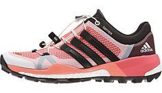 buy online ab8cd 20d0b adidas Terrex Skychaser Shoes Women sun glow s16 core black super blush s16