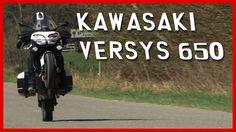 Essai Kawasaki Versys 650 : Une moto pour gagner Paris-Roubaix... Ou pas...