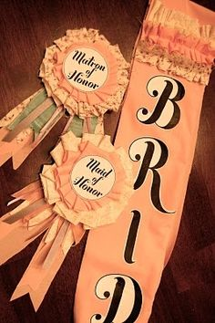 I want to make my own sash for the bachelorette party o.O
