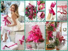 '' Pink Christmas '' by Reyhan Seran Dursun