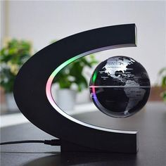 Decorative Magnetic World Map