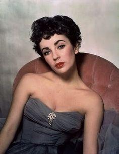 Elizabeth Taylor..short hair inspiration