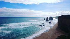 #australia #greatoceanroad  #12apostles #roadtrip  by jutlehti http://ift.tt/1ijk11S