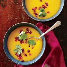 Butternut Squash Soup | CookingLight.com