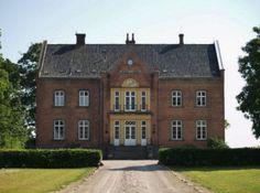 Gjerdrup Manorhouse, Denmark