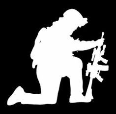 soldier silhouette - Google Search