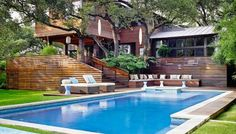This house is in Austin.... OMG. Look at the whole place here! -->> http://www.houzz.com/ideabooks/299903/list/Houzz-Tour--A-Taste-of-Bali-in-Austin--Texas