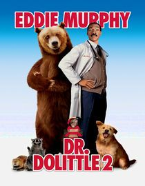 Eddie Murphy talks to the animals once again in this lovable family comedy. This time, it's up to the good doctor to defend the habitat of a lone female bear, Ava (voiced by Lisa Kudrow), and introduce her to a suitable (if intellectually challenged) mate (voiced by Steve Zahn). Raven-Symone and Kristen Wilson co-star in this sequel that features the voices of Isaac Hayes, Frankie Muniz, David Cross, Mandy Moore, Jamie Kennedy and Andy Dick.