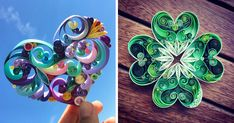 Some of the most beautiful quill work I have seen!  Stunning! --  Woman Quits Her HR Job To Create Paper Art | Bored Panda