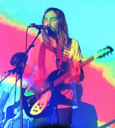 Kevin Parker, Tame Impala Concert, Video Game Music, Radiohead, Band Photos, Pearl Jam, Art Music, Music Bands, Psychedelic