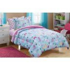 Free 2-day shipping on qualified orders over $35. Buy Mainstays Kids Rainbow Unicorn Bed in a Bag Complete Bedding Set at Walmart.com