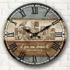 Resultado de imagen para relojes vintage de pared