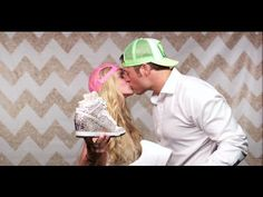Matthew + Kelly's Slow Motion Video Booth - YouTube