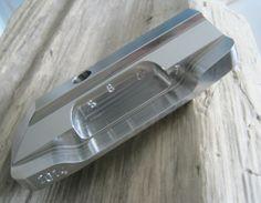 Genuine SGC Putter - Centre Shafted Milled Putter