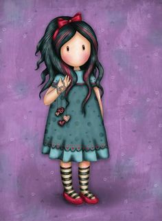 gorjuss girl