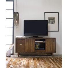 Hooker Furniture Studio 7H Wood Glide Entertainment-Storage Credenza