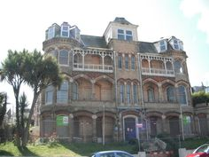 Hotel in Devon, England  I want to fix this place up and live in it!  #urban #exploration  #abandon