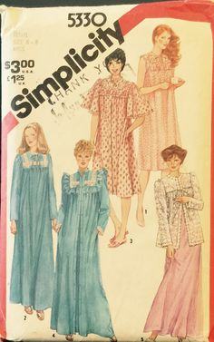 14 Best Sewing - Sleepwear Patterns images  4587db1fe