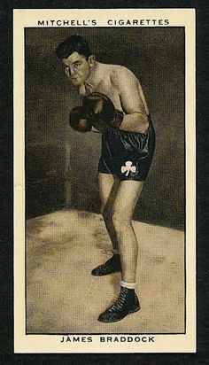 1936 A Gallery of 1935 James J. Boxing History, Joe Louis, Poster Ideas, Sports Art, Martial Arts, Old School, Depression, Smoking, Legends