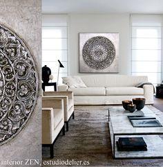 cuadros con alma  espiritualidad http://www.estudiodelier.es/tienda/categorias/cuadros-por-estilos/cuadros-coloniales-y-mandalas.html