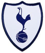 Tottenham Hotspur F.C Personalised Christmas Card CREST