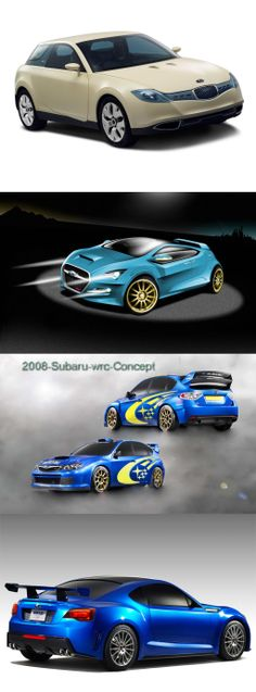 47 Best Subaru Concepts Images On Pinterest Concept Cars Cars And