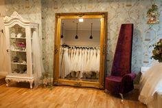 Love the Birdcage  Theme.  Ellie Sanderson Oxford Boutique Interior Shoot