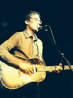 Justin Townes Earle 2-24-15 @ The V Club