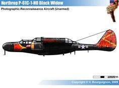 P-61C-1 Black Widow