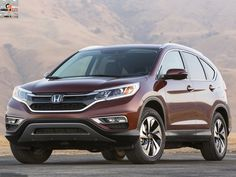 #Honda CR-V has outstanding exterior design with some stunning performance features!