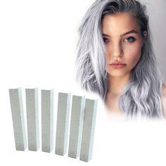 6 best temporary ashy grey hair dye for dark and light hair set of best platinum silver hair dye solutioingenieria Images