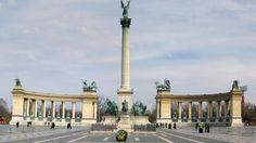 Hero's Square, Budapest - free image