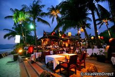 EAT SENSE: Chaweng Restaurants and Dining - Where and What to Eat in Chaweng Beach