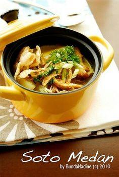 Nasi tim Indonesian Cuisine, Medan, Thai Red Curry, Ethnic Recipes, Food, Essen, Indonesian Food, Meals, Yemek